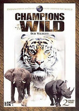 Champions of the Wild - Our Wildlife (DVD, 2007, 2-Disc Set)