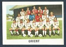 FKS-SOCCER STARS 80- #300-ORIENT TEAM PHOTO