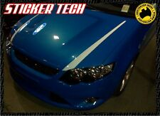FORD FALCON FG GS XR6 GT GTP BONNET STRIPE VINYL STICKER DECAL SUIT BOSS 260 315