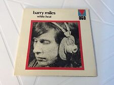 Barry Miles - White Heat Rare Cult Jazz Fusion Lp 1971 First USA Press MINT/MINT