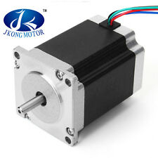 JKM Nema 23 57mm Two Phase Hybrid Stepper Motor 0.9 Degree 76mm  2.8A