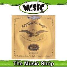 New Set of Aquila Nylgut Baritone Ukulele Strings GCEA Tuning - AQ23U