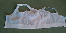 Triumph Bnwot Doreen L02 Lacy insert white corselette bra adjustable strap 42B