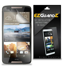 5X EZguardz NEW Screen Protector Skin Cover Shield HD 5X For HTC Desire 828