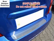 Opel Vectra C 4D 5D 2002-2008 Rear Bumper Protector Stainless Steel Cover Guard
