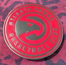 ATLANTA HAWKS BELT BUCKLE NBA BUCKLES NEW BASKETBALL