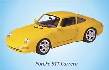 Porche 911 Carrera Classic Car Fridge Magnet