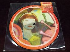 "THE FLAMING LIPS ""FIGHT TEST"" 7"" 45 RPM PICTURE DISC 1ST UK PRESS WARNER 2003"