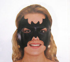 Batman Bat Batgirl Batwoman Black Eye Adult Mask