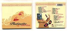 Cd PLATINETTE My collection 22 favourites songs NUOVO sigillato 2006