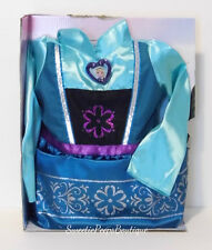 Disney Frozen Ice Skating Elsa Toddler Dress 3T 4T Costume Dress Up Halloween