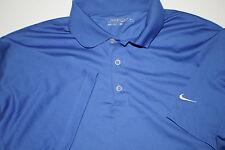 Men's Nike Golf Dri Fit Dry Polo Shirt Size sz L Large mens Short Sleeve