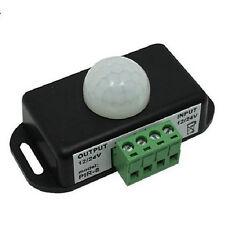 Automatic DC 12V-24V 8A Infrared PIR Motion Sensor Switch For LED light Gift