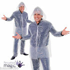 Mens Ladies Funny Bubble Wrap Hen Stag Night Party Fancy Dress Costume Outfit BN
