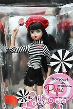NEW LOLLIPOP GIRLS PIPI PARIS FRANCE JAN MCLEAN DESIGN DOLL LOLLI POP FREE