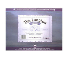 "Daler Rowney Langton Acuarela bloque Rough 14 ""x 10"""