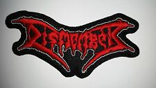 DISMEMBER  EMBROIDERED  PATCH
