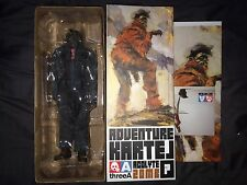 "Black Acolyte Zomb Ashley Wood Adventure Kartel AK threeA 3A 1:6 12"" Zombie"