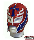 LUCHADORA SON OF DEVIL RED MEXICAN LUCHA LIBRE LUCHADOR ADULT WRESTLING MASK