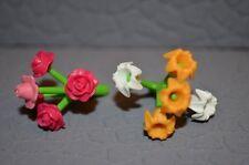 6941 playmobil 2 ruikers bloemen nostalgie Rosa victorian