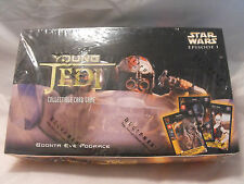 STAR WARS YOUNG JEDI BOONTA EVE SEALED BOX