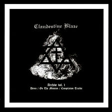 Clandestine Blaze - Archive Vol. 1 (Fin), CD