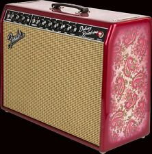 """Fender 65 Deluxe® Reverb """"Pink Paisley"""""""