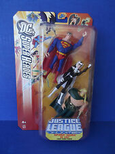 Justice League Unlimited JLU (3 pack) Superman  Aquaman  Dr. Light