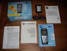 MOTOROLA C385 GSM ESEMPLARE PARI NUOVO 2004 ORIGINALE UNICO+ ACCESSORI SCATOLA