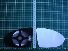 Außenspiegel Spiegelglas Ersatzglas VW Golf 7 ab 2012 Li.od.Re asph.Kpl.Beheizt