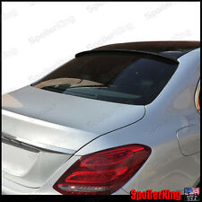 Rear Roof Spoiler Window Wing (Fits: Mercedes Benz S Class W222 2014-On )