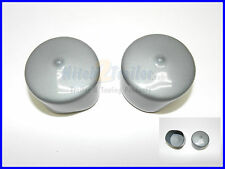 (2) Buddy Bearing Protector covers ONLY fit most 3500# trailer axle 1.98 Bras