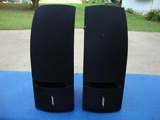 Absolutely Beautiful Bose 161 Front/ Surround/ Bookshelf Speakers - Pair