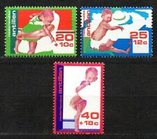 Dutch Antilles - 1976 Youth welfare Mi. 317-19 MNH