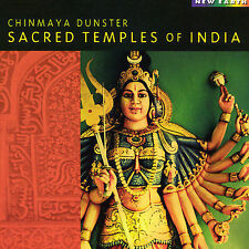 Sacred Temples of India Dunster, Chinmaya Music-Very Good Condition