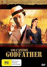 The Canton Godfather New DVD Movie Rating PG R4 Free Fast Shipping