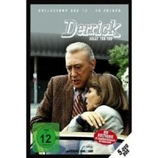"DERRICK ""DERRICK COLLECTOR'S BOX 12(166-180)"" 5 DVD NEU"