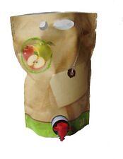 25 pièce de 3 litres Bag en box sachet lui-même debout (1,72 €/1stk)