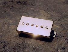 THE REVIVAL PICKUPS RPH90 ALNICO II P90 BUCKER SET NICKEL 8.5+9.5k THE TRUE TONE