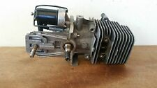 McCULLOCH MINI MAC 30 CHAINSAW ENGINE POWER HEAD/OIL PUMP GOOD USED CLEAN PARTS
