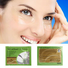 Hot 5 Packs Deck Out Woman Collagen Crystal Eye Mask Anti-Aging Eyelid Patch Pad