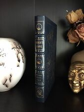 SIGNED 1st Edition (1993) Ender's Game Orson Scott Card Easton Press Leather