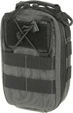 """Maxpedition FR-1 Pouch Wolf Gray 0226W Main compartment measures 6"""" x 3"""" x 7"""". 1"""
