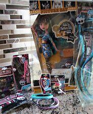 Monster High Cleo De Nile Doll Hair Streaks Bracelet Necklace Ring- Gift Idea
