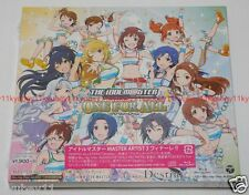 New THE IDOLM@STER Idol Master MASTER ARTIST 3 FINALE Destiny Limited CD Blu-ray