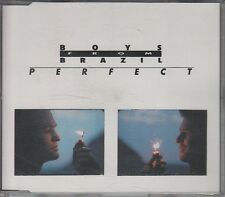 Boys from Brazil CD-SINGLE PERFECT (c) 1989