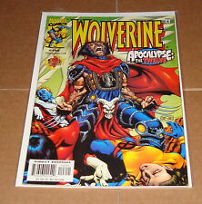 Wolverine #146 1st Print Apocalypse The Twelve