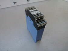 Knick Tipo 4820 A2 Opt. 250.216 DC Aislamiento Amplificador de