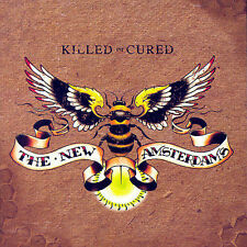 New Amsterdams: Killed Or Cured  Audio CD