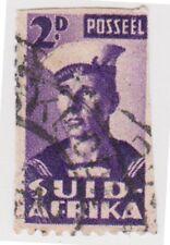 (RSA260) 1944 South Africa 2d violet sailor (SUID) (D)